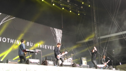 Nothing But Thieves @ Hurricane'15